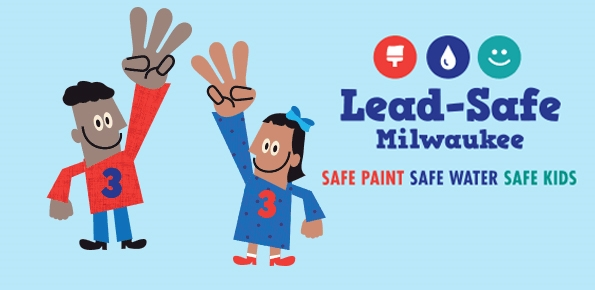 Lead-Safe Milwaukee logo